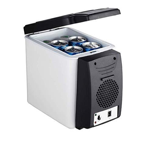 LXYZ Refrigerador y Calentador eléctrico portátil para automóvil para automóvil y hogar con manija de Bloqueo automático -