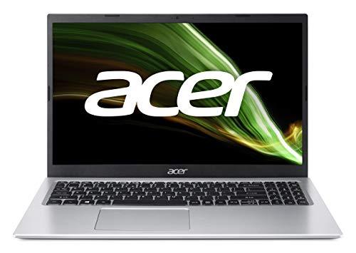 Acer Aspire 3 (A315-35-P69W) Laptop 15.6 Zoll Windows 10 Home - FHD Display, Intel Pentium N6000, 8 GB DDR4 RAM, 512 GB M.2 PCIe SSD, Intel UHD Graphics