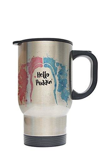 41068qefajL Harley Quinn Travel Mugs