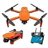 GZTYLQQ Dron 4K con cámara, Adecuado para Principiantes Adultos, Modo sin Cabeza de Mantenimiento de Altura de cuadricóptero RC, Control de la aplicación con una tecla Fuera del Suelo, tiemp