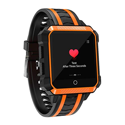 VERYMIN Reloj Inteligente 4G Red Android SmartWatch