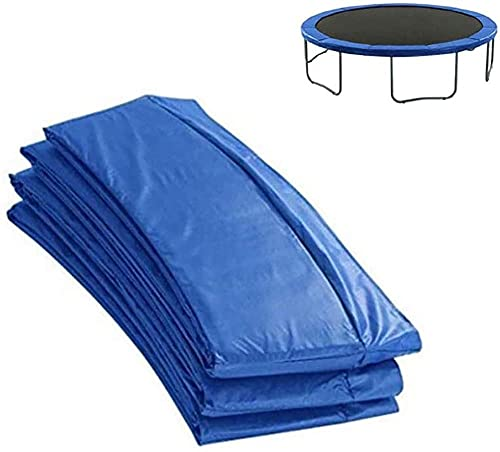 WXking Reemplazo de la estera de la almohadilla de seguridad del trampolín, la cubierta del protector de seguridad de la espuma de la espuma de trampolín universal cubierta del borde del trampolín, la