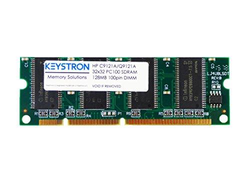 HP C9121A Q9121A Q7709A Q7709AX 128MB 100 pin PC100 Memory DIMM for HP Color Laserjet 2800 All-in-one 2820 2840 Printer