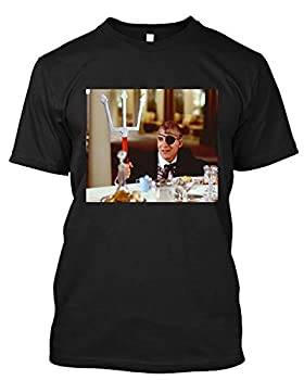 #Steve #Martin #As #Ruprecht #Dirty Rotten Scoundrels T Shirt Gift Tee Black