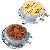 bobeini Motor síncrono de Placa giratoria de Horno microondas SSM-16HR 21V 3W 50 / 60Hz para LG
