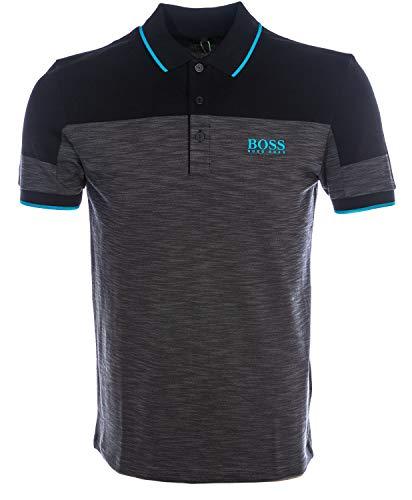 Boss Paddy Pro 2 - Polo para hombre, color negro negro S