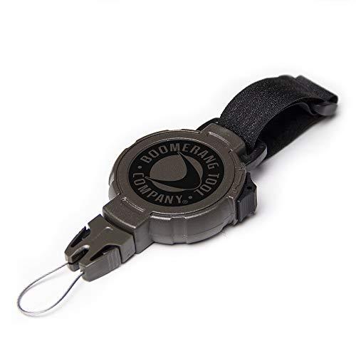 T-Reign Unisex– Erwachsene Schlüsselrolle Kevlarschnur Zuggewicht 220 gr Seillänge 120 cm braun, schwarz, Unbekannt