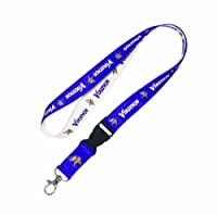 NFL Minnesota Vikings Lanyard with detachable buckle