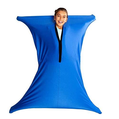 Sensorische Socke, Körpersocke Für Kinder, Dynamische Bewegung Sensorische Körpersocke, Ganzkörperpackung Zum Stressabbau, Überempfindlichkeit, Atmungsaktiver Sack Für Jungen, Mädchen - Sicher, Bequem
