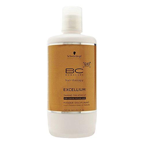Schwarzkopf BC Excellium Traitement pour Cheveux Rebelles 750 ml