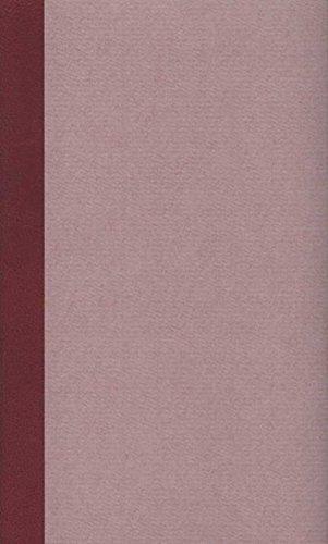 Werke in sechs Bänden: Band 5: Tagebücher. Autobiographische Dichtungen. Historische und Politische Schriften