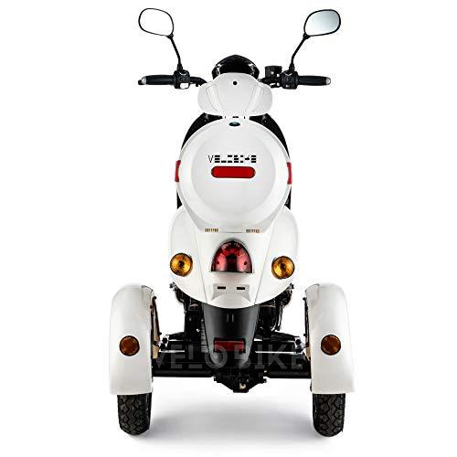 Retro Dreirad Scooter Seniorenmobil Bild 4*