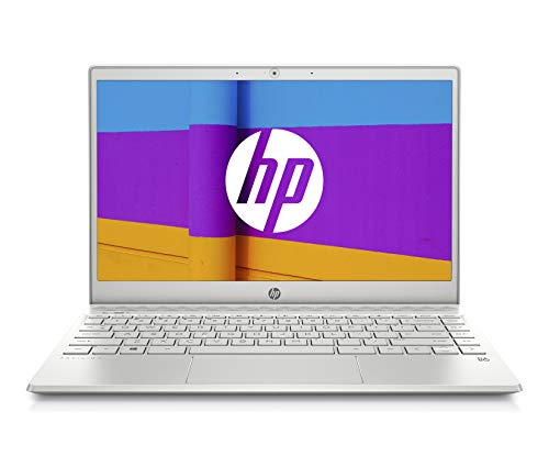 "HP Pavilion 13-an1005nf PC Ultraportable 13,3"" FHD IPS Argent (Intel Core i7, RAM 8 Go, SSD 256 Go, AZERTY, Windows 10)"