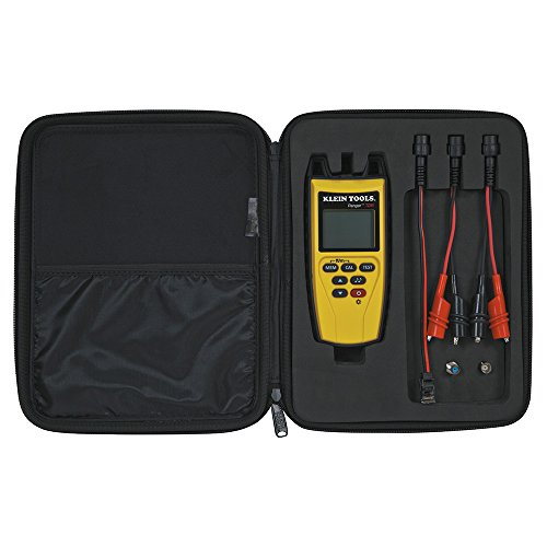 Klein Tools VDV501-815 VDV Ranger TDR Kit with Carry Case and Adapters