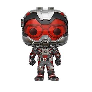 Funko Pop Hank Pym (Ant-Man y La Avispa 343) Funko Pop Ant-Man
