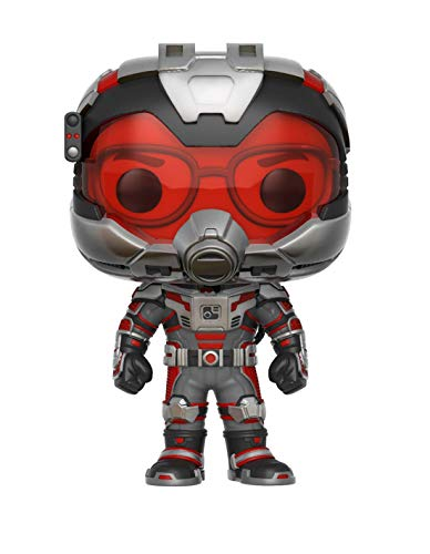 Funko- Pop Bobble: Marvel: Ant-Man & The Wasp: Janet Van dyne, Multicolor, Standard (30800)
