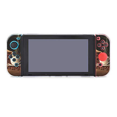 Schutzhülle für Nintendo Switch, Tasche, Kaffeebohnen, langlebige Schutzhülle für Nintendo Switch und Joy Con