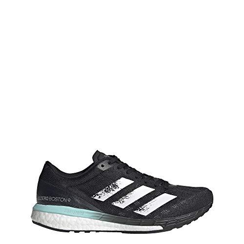 adidas Adizero Boston 9 Shoes Women's, Black, Size 9.5