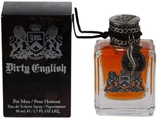 Dirty English by Juicy Couture 50ml Eau de Toilette