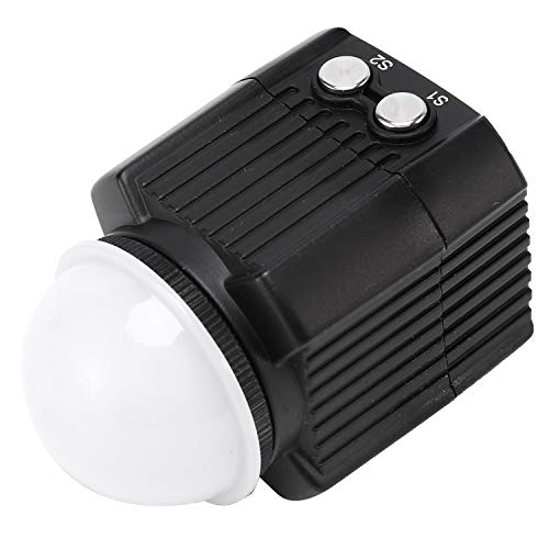 Katigan Camara Submarina Flash 60M Impermeable Luz De Relleno De Buceo 2000L para Hero 7 6 5 Accesorios para Camaras De Video De Accion