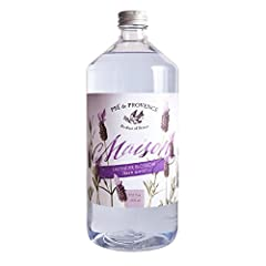 Freshen linens, clothes, carpets, furniture and more with Pre de Provence lavender linen water Pour lavender water into your iron and add the beautiful fragrance of lavender to your everyday cloths This linen water will pamper your home with the natu...