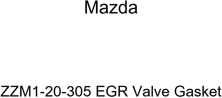 latest Mazda ZZM1-20-305 EGR Animer and price revision Valve Gasket