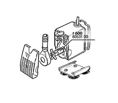 JBL Rotor für ProFlow Mini 600
