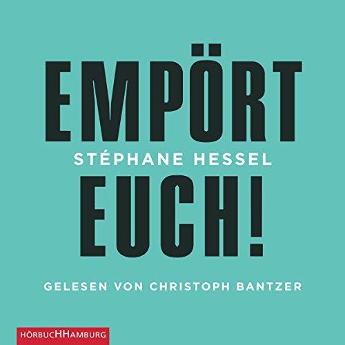 Empört Euch! audiobook cover art