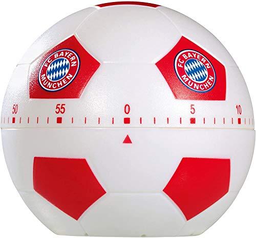 FC Bayern München Eieruhr Munich - Zeitmesser, Uhr Eier-Uhr