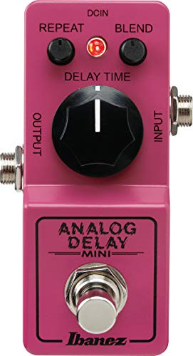IBANEZ Analog Delay Mini Effektgerät - Made in Japan (ADMINI)