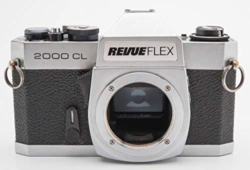 Revue flex Revueflex 2000CL 2000 CL Body Gehäuse M42 Spiegelreflexkamera Kamera
