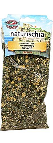 Naturischia - 3 confezioni di preparato per Pinzimonio isolano 100 gr. ciascuna - Prodotto tipico Ischia