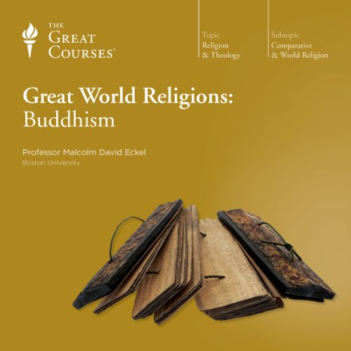 Great World Religions: Buddhism Titelbild