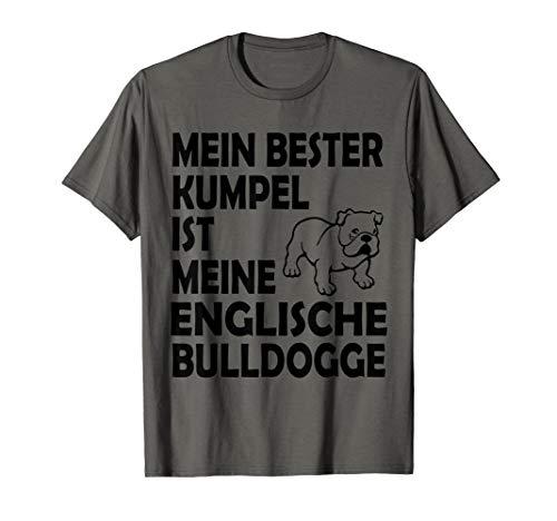 Bester Kumpel - Englische Bulldogge T-Shirt