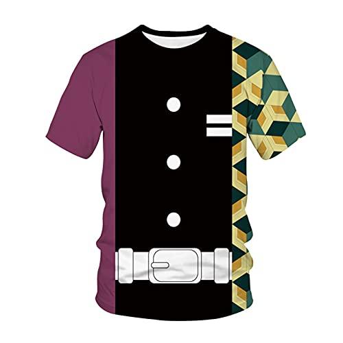 SSBZYES Camiseta De Hombre Camiseta De Verano De Manga Corta para Hombre Camiseta De Talla Grande para Camiseta De Manga Corta Camiseta De Verano Blusa De Talla Grande Camiseta con Estampado De Cómic