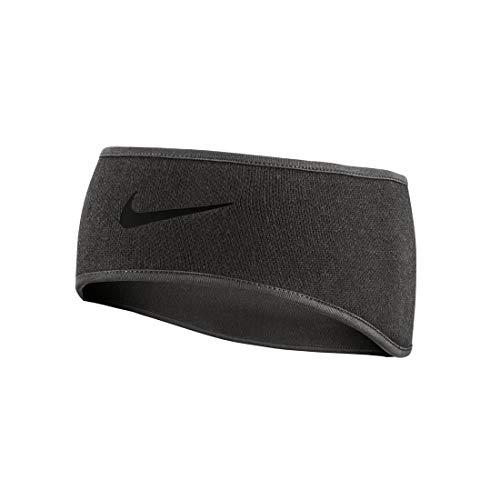 Nike Unisex– Erwachsene Knit Stirnband, Black, One Size