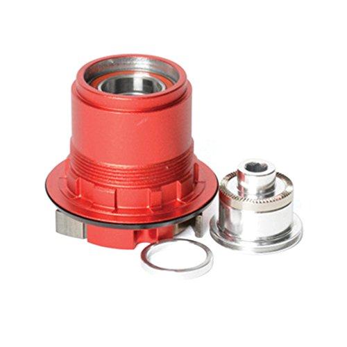 NoTubes Freilauf XX1 XD für Stan's 3.30/3.30 Ti 5x135mm Schnellspanner, ZH0144 Laufräder, rot
