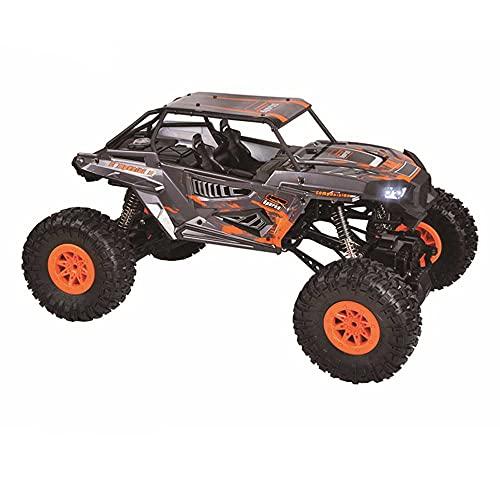 Weaston Camión Todoterreno a Escala 1:10, vehículo RC con Sistema de absorción de Impactos Independiente 4WD, Camiones Todo Terreno RC Monster de 2,4 GHz, Coches RC eléctricos, Regalo para niños