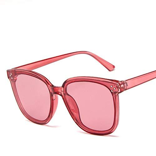 Gafas de Sol Sunglasses Star Style Trend Rice Nail Gafas De Sol Mujer Gafas De Sol De Gran Tamaño Gafas De Sol Vintage Al Aire Libre C7