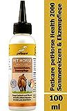 Peticare Spezial Pflege-Öl für Pferde bei Sommer-Ekzem
