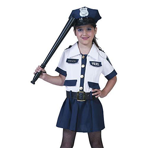 Déguisement Policière Enfant (6 à 8 ans)