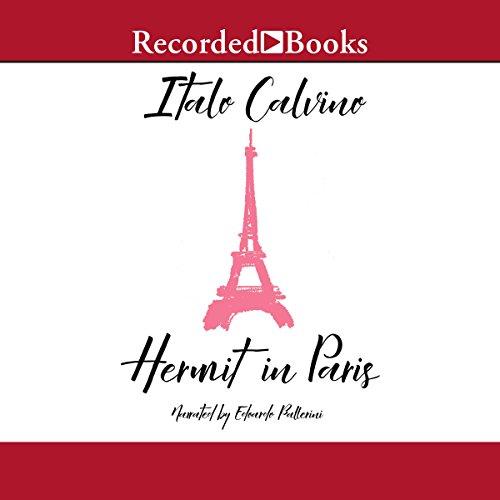 Hermit in Paris audiobook cover art