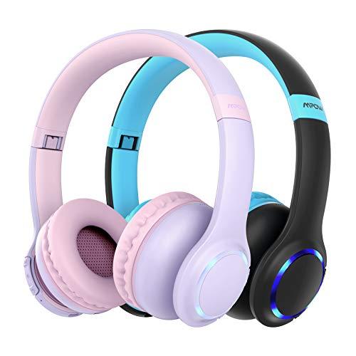 4106UJUt9bL - Mpow CH9 Kids Bluetooth