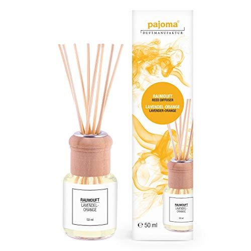 pajoma Raumduft Lavendel-Orange, 1er Pack (1 x 50 ml) in Geschenkverpackung
