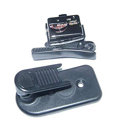 Mini Kamera,Full HD 1080P Tragbare Kleine Überwachungskamera, Mikro Nanny Cam mit Bewegungserkennung und Infrarot Nachtsicht, Compact Sicherheit Kamera für Innen und Aussen (Mini)
