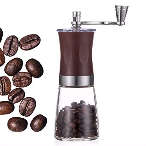 Yongse Mini Draagbare Handmatige Hand-Crank Koffiebonen Spice Hand Grinder Molen Keuken Tool