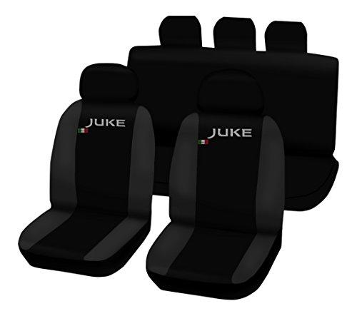Lupex Shop - Fundas Juke_N.GS bicolores, para Asientos de