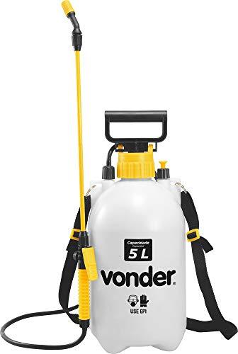 Pulverizador Lateral 5 Litros, Com Compressão Prévia Pl 005 Vonder Vonder