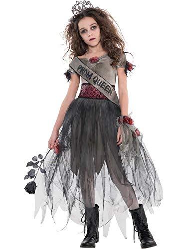 Amscan Halloween - Costume da Regina Zombie, da Ragazza, 14-16 Anni