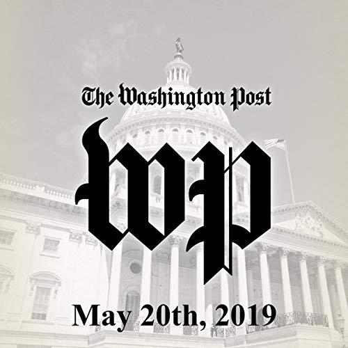 May 20, 2019 copertina
